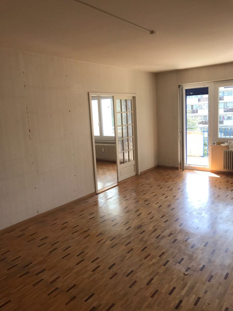 Nettoyage complet appartements maisons greniers caves